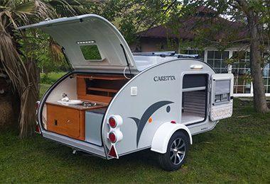 Mini-Caravane Caretta